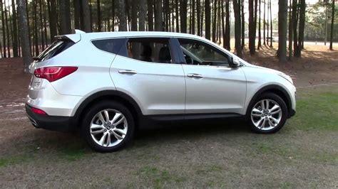 2013 Hyundai Santa Fe Sport 2 0t by 2013 Hyundai Santa Fe Sport Awd 2 0t Cuv Detailed
