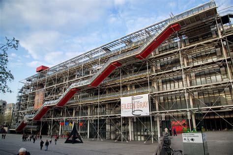 where center pompidou center
