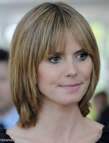 medium length layered haircuts 2016