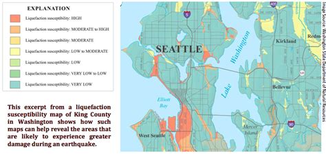 seattle earthquake map if seattle got a 7 0 earthquake what would happen seattle