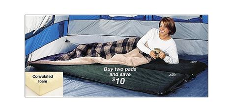 cabela s self inflating air bed cabela s