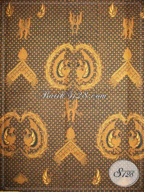 Batik Halus Khas Jogja Motif Wahyu Tumurun pusat kain batik lawasan jual batik cabut tulis