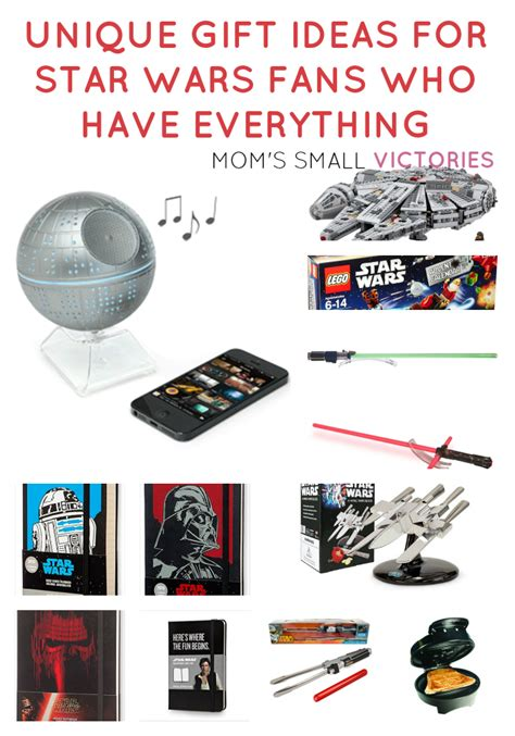 gifts for wars fans unique gift ideas for wars fans who everything