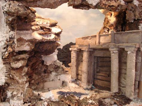 pastore illuminazione roma forum presepio elettronico multimediale il primo e