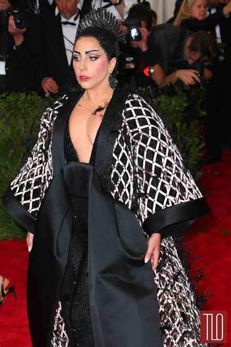 Met Costume Institute Benefit Gala The Balenciaga Crowd by Met Gala 2015 Gaga In Balenciaga Tom Lorenzo