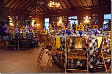 Denim and Diamonds: a southern BBQ rehearsal dinner