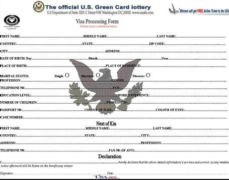 what supporting documents must i submit with my green card