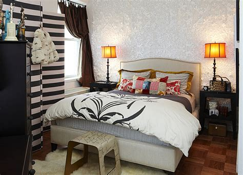 Bedroom Decor Rental How To Design A Small Rental Apartment By Janet
