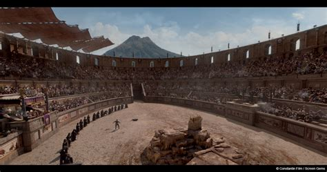 the of pompeii pompeii chris maclean cg supervisor mr x the of vfxthe of vfx