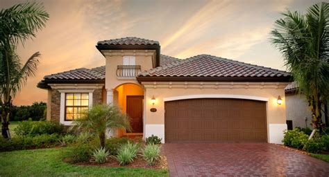 new golf estate homes in treviso bay the open door by lennar