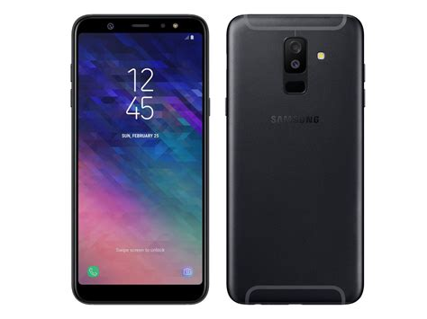 samsung a6 samsung galaxy a6 2018 notebookcheck net external reviews