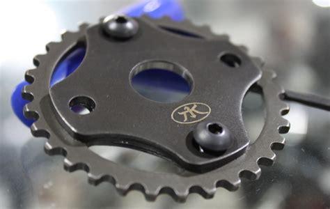 Gigi Sentrik Timing Malousy Blade gigi sentrik chain sproket kompetisi dari tk racing portal sepeda motor dan seluruh aspeknya