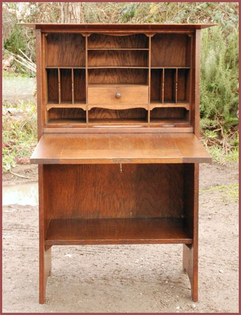 Harvey Ellis Desk by Voorhees Craftsman Mission Oak Furniture Original Gustav