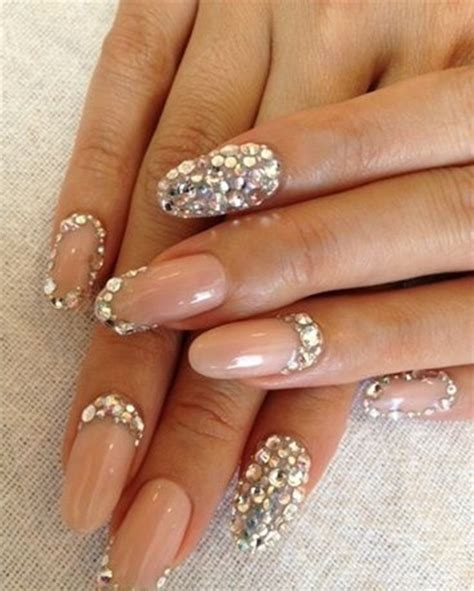 Wedding Nails by 30 Ultimate Wedding Nail Designs