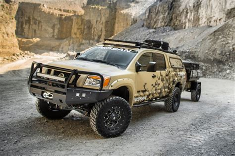 crowd sourced nissan project titan  complete