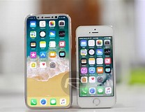 Image result for iPhone SE vs 5S iPhone XS. Size: 208 x 160. Source: techusiast.com