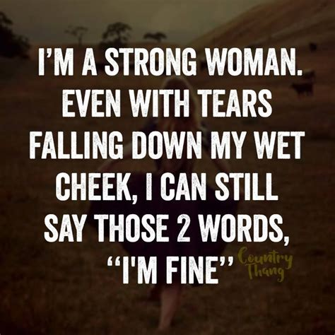 Professional Way To Say I M Strong On A Resume I M A Strong Even With Tears Falling My