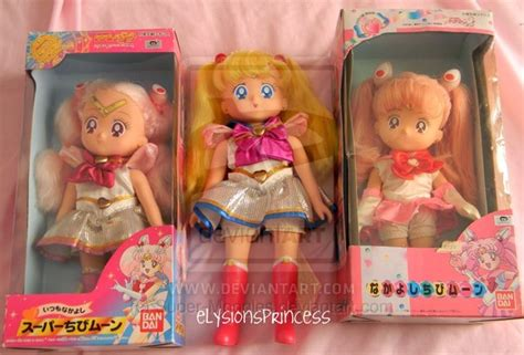 For A Better Tomorrow By Rini Zabirudin entertaining offers on two chibiusa babydolls by moogles on deviantart