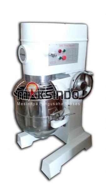 Mixer Roti Di Malang jual mesin mixer planetary 60 liter mks b60 di malang