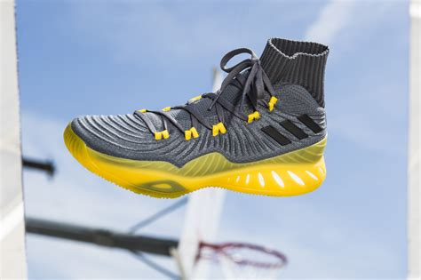 adidas announces release of explosive 17 basketball shoe