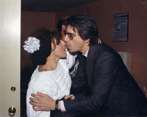 mitzi comedy store file richard belzer tries to kiss mitzi shore at the