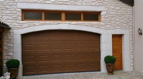 garage de galerie portes de garage weigerding