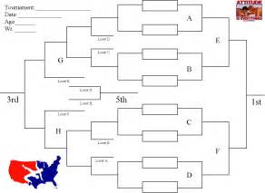 Pin 16 man bracket double elimination about pat cumbria on pinterest