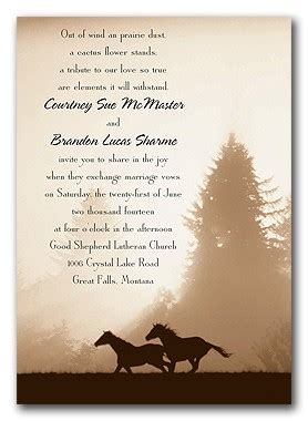 Western Wedding Invitation Sayings western wedding quotes quotesgram