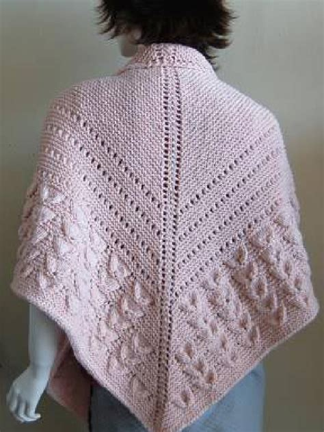 knitting pattern simple shawl 17 best images about knitting and crocheting on pinterest