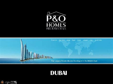 dubai web dubai web presentation client e s p