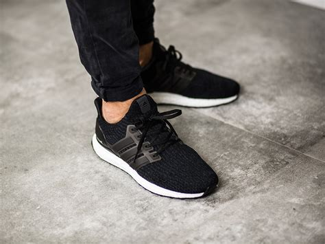 Sepatu Sneakers Adidas Ultra Boost 3 0 Black Gradepremium 40 44 s shoes sneakers adidas ultra boost 3 0 primeknit quot black quot ba8842 best shoes sneakerstudio