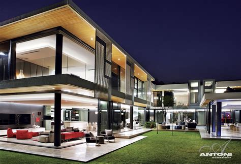 home design for u modern mansion with perfect interiors by saota