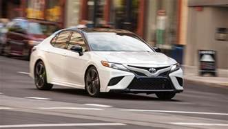 Toyota Camry 2018 2018 Toyota Camry Priced At 24 380 The Torque Report