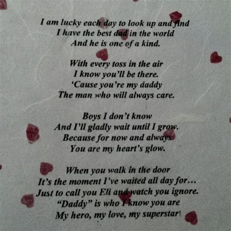 valentines day poems for daughters a poem i had created for my to for