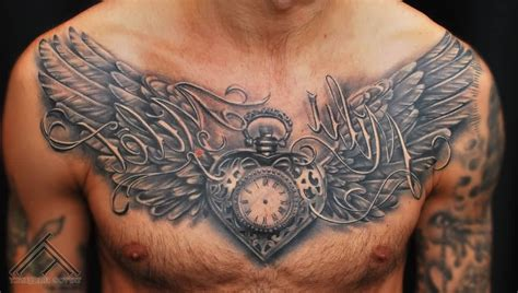 chest wings tattoos designs best tattoo design