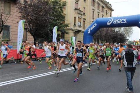 mezza maratona pavia corripavia vincono vaccina e giarda e notizie per