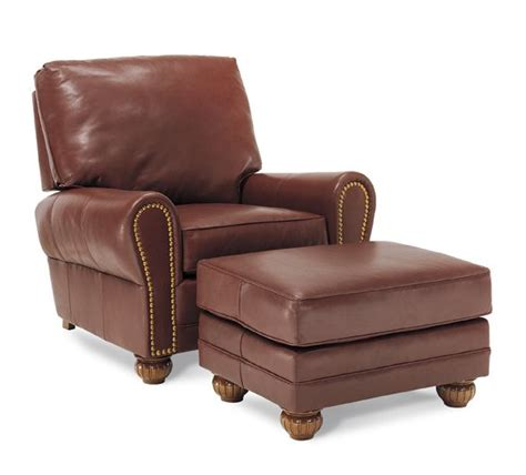 tilt back chair with ottoman pinterest