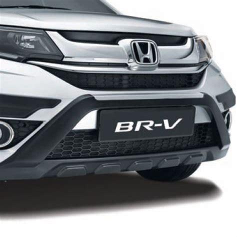 Garnish Bumper Belakang Chrome Honda Brv br v accessories