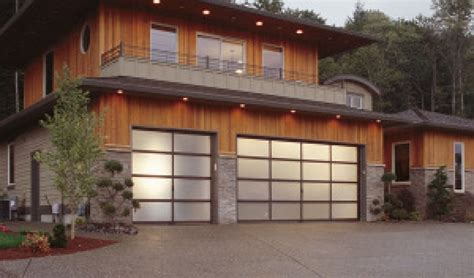 glass garage doors residential architectural glass garage doors