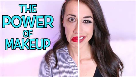 Miranda sings the power of makeup miranda style youtube