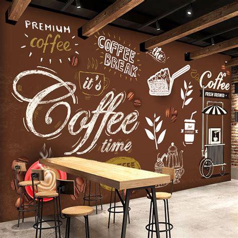 3d Home Interior Design Online Free by Online Get Cheap Coffee Shop Wallpaper Aliexpress Com