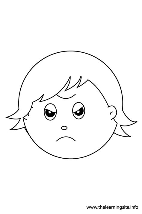 the gallery for gt angry face coloring pages
