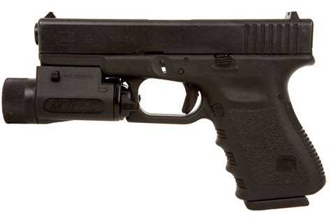 glock 17 tactical light deactivated glock 19 semi automatic with tactical light