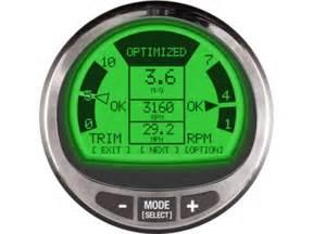 gauges displays mercmonitor mercury marine