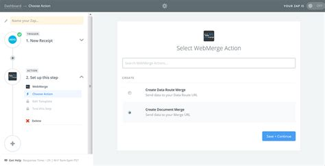 airtable receipt template send customized receipts for payments in xero webmerge