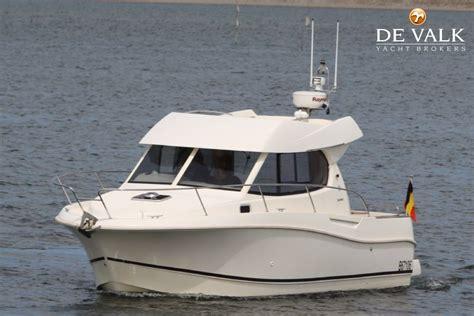 jeanneau motorboot te koop jeanneau merry fisher 815 ocean serie motorboot te koop