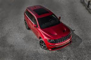 2015 Jeep Hellcat 2015 Jeep Grand Srt Is No Hellcat Autoevolution