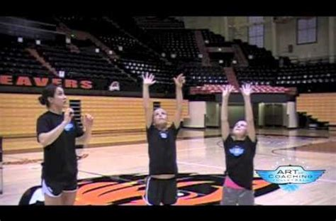 volleyball setter drills to do at home setting for beginners at home drills love this vball