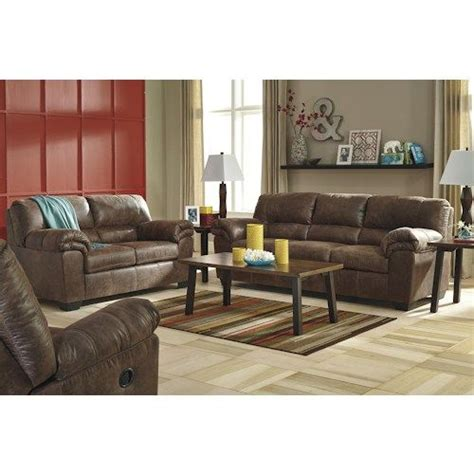 bladen sofa and loveseat signature design by ashley bladen casual faux leather sofa