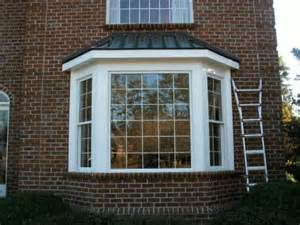 Bow Window Roof Framing Windowwith Brick Veneer Flashing Details Submited Images